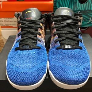 "Nike Shoes - Nike Kobe XI Elite Low ""BHM"", Size 11"
